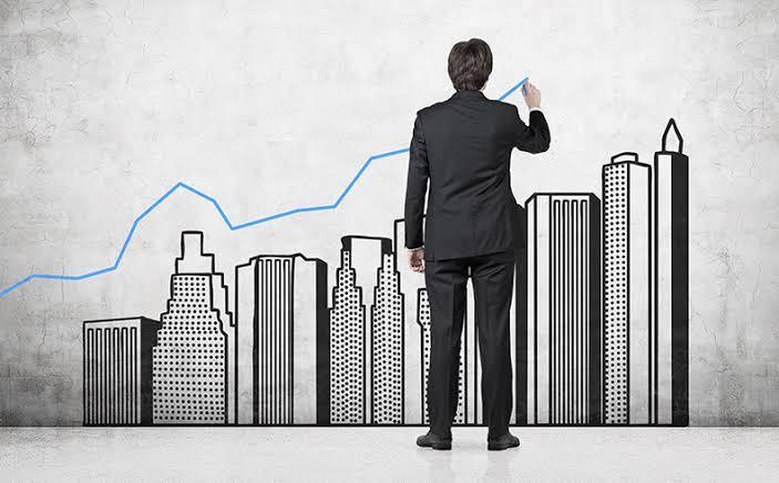 Crescimento do setor imobiliário em 2020